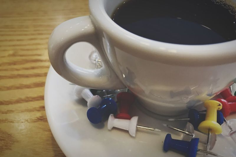 케냐AA Coffee Cup Food And Drink Coffee Drink Winter Table