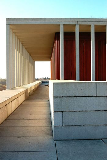 Architecture Built Structure Day No People Building Exterior Outdoors Sunlight Literaturmuseum Marbach  David Chipperfield