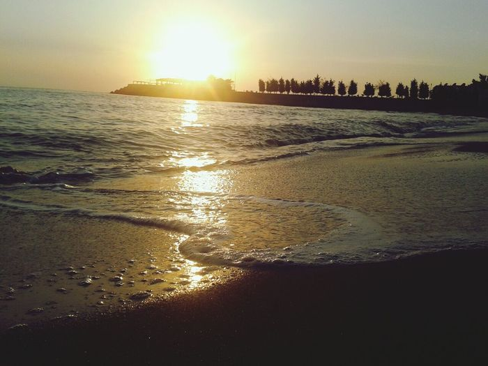 Relaxing Seaside Sunset_collection
