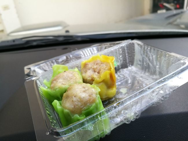 ขนมจีบ Shumai Chinese Steamed Dumpling