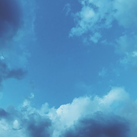 Sky Cloud - Sky Beauty In Nature Low Angle View Sky Only Nature Blue Full Frame Backgrounds No People Tranquility Scenics Outdoors Day