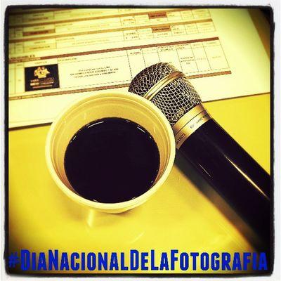 Listo Precios Cafe y Lo MAS Importante el Microfono Para Trabajar ... DiaNacionalDeLaFotografia Chile Chilena FollowBack InstaMoment InstaPicture
