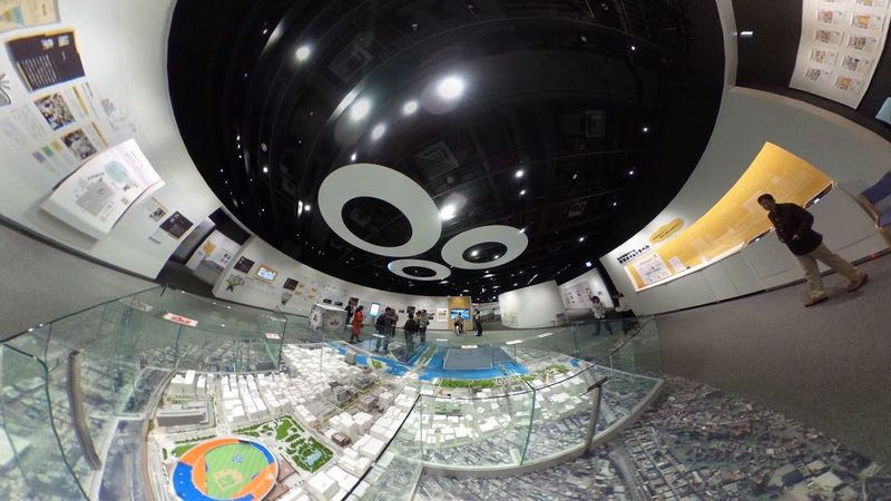 Theta360 Theta Super Wide Angle 広角機動隊 Newspaper Museum 大人の社会見学 The Purist (no Edit, No Filter) EyeEm Best Shots Snapshot Taking Photos Walking Around お写ん歩