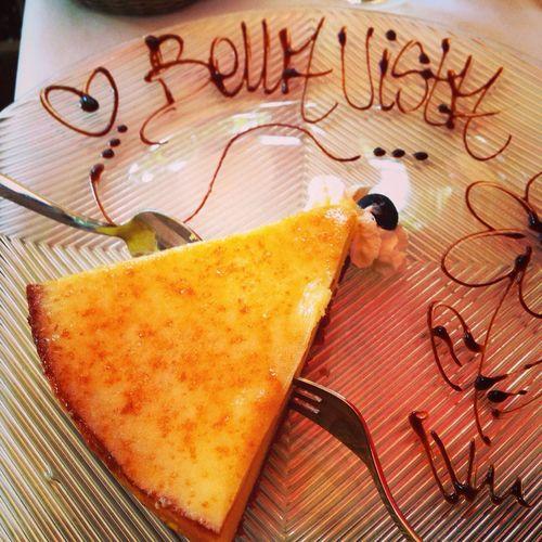 desert saved my diet :-) Bellavista - always a pleasure Frankfurt Frankfurt Nordend Restaurant