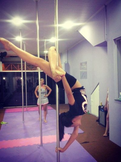 Pole Fitness Love ♥ Pole Dance