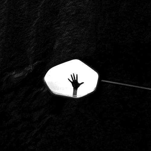"""In a little while I'll be gone"" Silhouette One Person People Human Hand Day Human Body Part Minimalistic Bnw Minimalmood Black Background Minimalism Textured  Shadows & Lights Minimal Rear View EyeEmNewHere"
