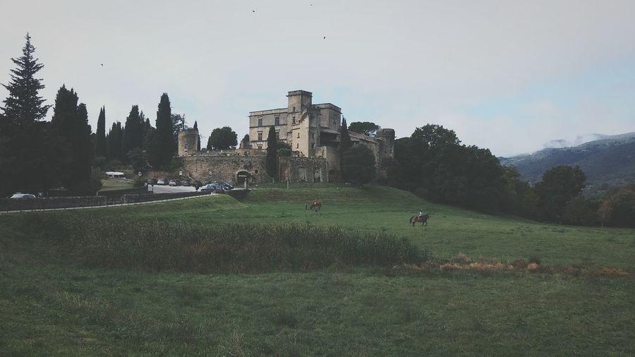 Erasmus Photo Diary day 51: Lourmarin Luberon Provence
