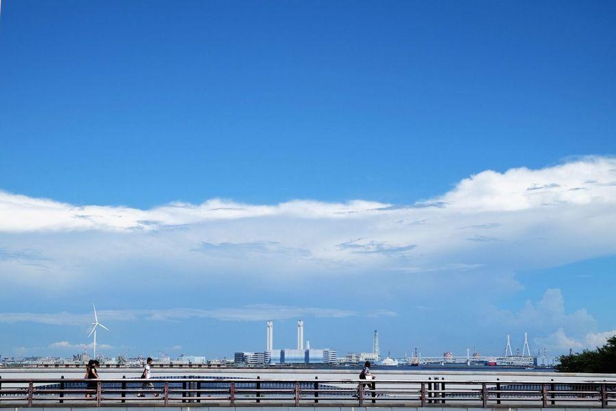Sky Sunny Day