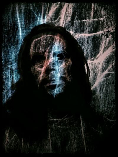I'll keep an eye out for yah. X😨w😦x Mind The Mind Twisted Portrait Visual Poetry Perception Misinterpret This Creative Power Muddled Mind Dead Alive Last Selfie Death by spontaneous combustion !