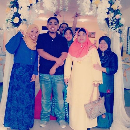 my lovely family Blood