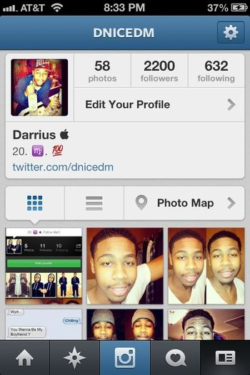 Follow Me On Instagram @dnicedm