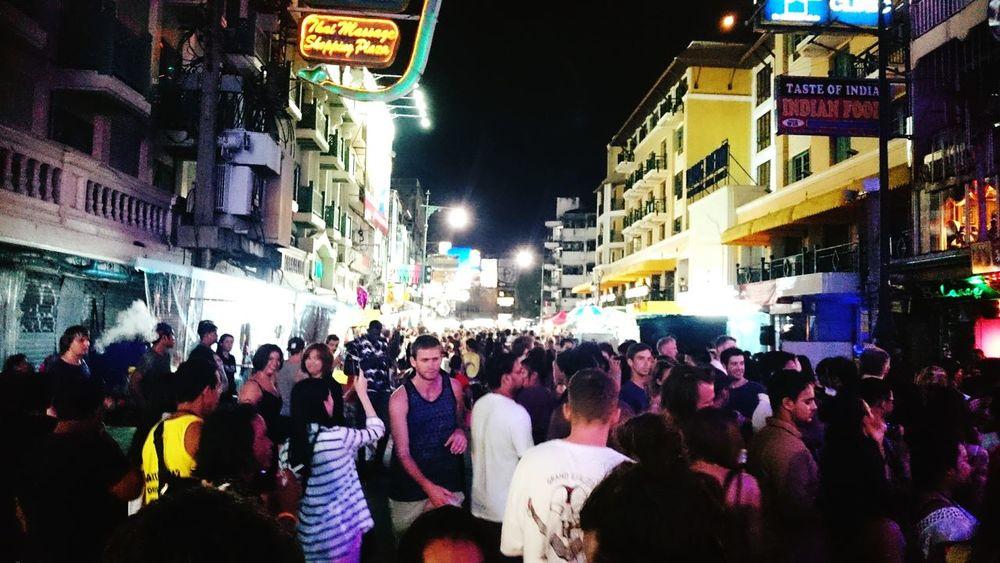 Khoasanroad Backpackerlife Backpacker Thailand BackpackersMemories Bangkok City Backpacking Verrückte Nächte In Thailand