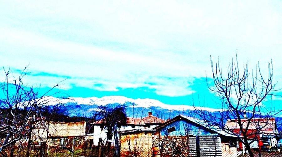 Bulgaria EyeEm Nature Lover Nature Scene Snow Mountains