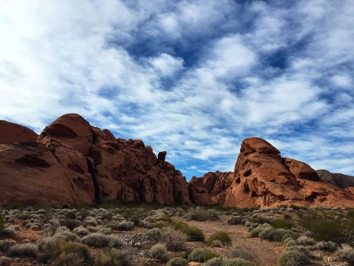 Discover Your City Las Vegas Hiking Nature