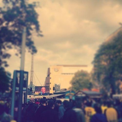 Publicviewing Germany Dortmund DortmundCity Heja 09!