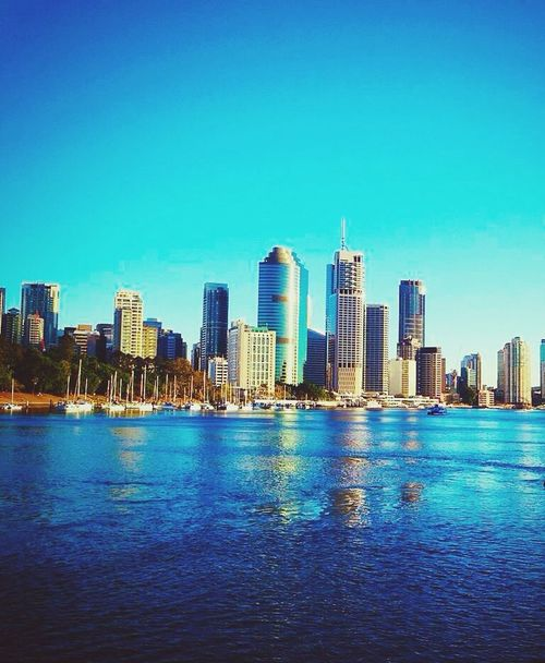 My City Gorgeous Day