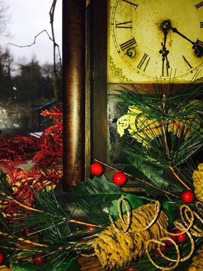 Christmas decorations ...antique style