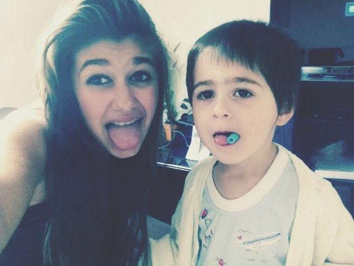 L'cousin. ❤️