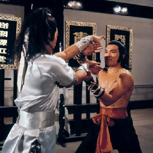 Toad vs. Snake Fivedeadlyvenoms Toadvssnake Shawbrothers Kungfu  classic shaolin