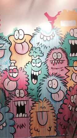 No People Multi Colored Indoors  Close-up Day Kevin Lyons Art