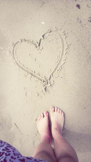 I belong at the beach, forever. Sandyfeet Being A Beach Bum Sea Relaxing