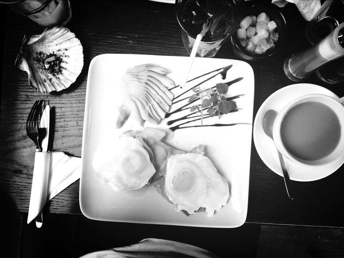 Eggs Benedict CHINWAG