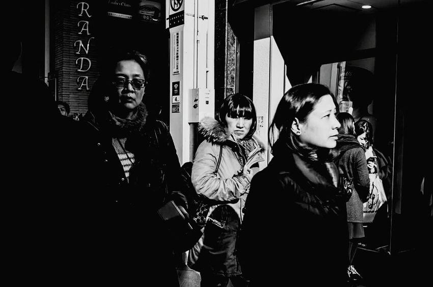 Monochrome B&w Street Photography Japan Photography People Photography Life Japan Street