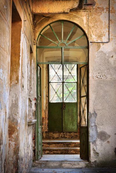Door Doors Ancient Ancient Architecture Ancient Door Orta San Giulio Orta Lake Italy Green Door Green Doors The Architect - 2017 EyeEm Awards