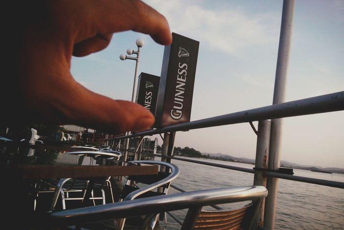 Enjoying The Sunset Batam-Indonesia Enjoying Life