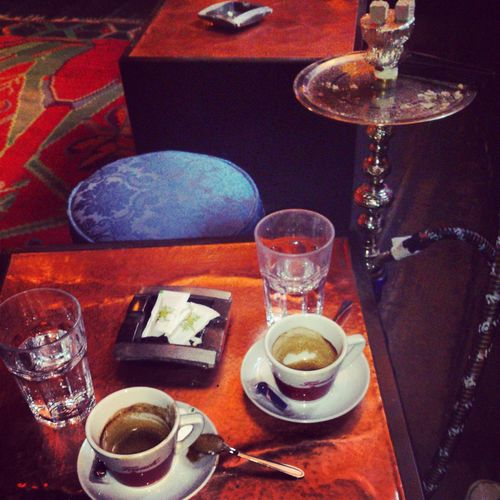 Coffe Time Relaxing Chillin