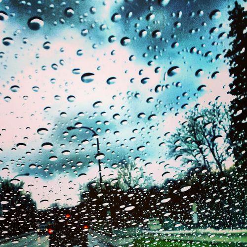 Raindrops Street Sniping