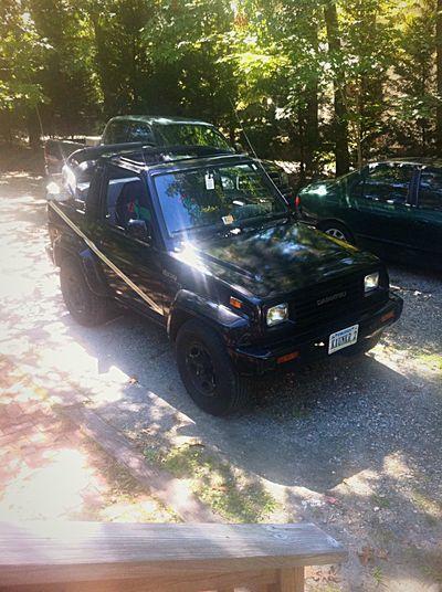 Jeep Daihatsu