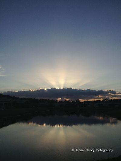 EyeEm Best Shots EyeEm Best Shots - Sunsets + Sunrise Florida Sunset Orlando Skies
