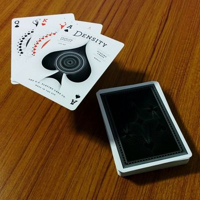 Not as impressive as @lost_angelus Densitydeck Playingcards Ace Spades Hearts King