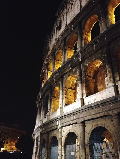 Roma Vacanze romane Me Around The World Monuments Italy Le bellezze del Mondo! Wonderful Traveling Holiday Night View