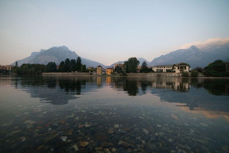 Water Reflection Waterfront Lake Tranquil Scene Outdoors Autunno  Luca Riva 42mpx Mark2 Lagodicomo Sony A7 Mark Ii Sony Alpha Full Frame Sony A7 Samyang 14㎜ ƒ/2.8G