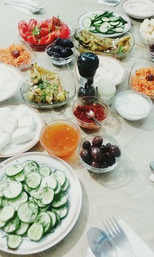 Beautiful Iftar Ramadan  Iftar Preparation Food Fasting Healthy Eating Temptation