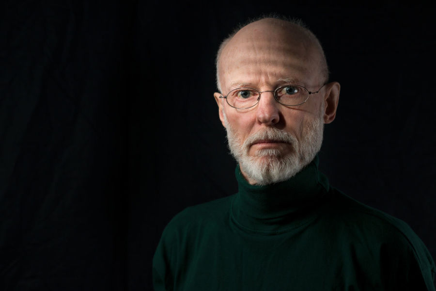 portrait of mature man adult expressive Adult Adults Only Beard Black Background Eyeglasses  Filtered Light Headshot Looking At Camera Mature Adult Men One Man Only One Person Only Men People Portrait Studio Shot Venetian Blinds Window Light