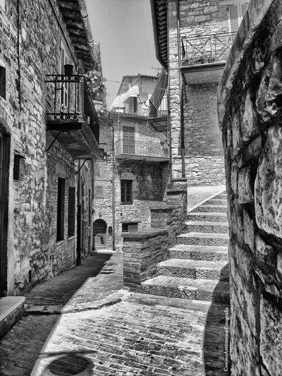 Assisi Assisi Italy  Saint Francis Of Assisi Assisi, Italy Blackandwhite Eyemphotography EyeEm Best Shots Popular Photo Black&white Borgo Antico