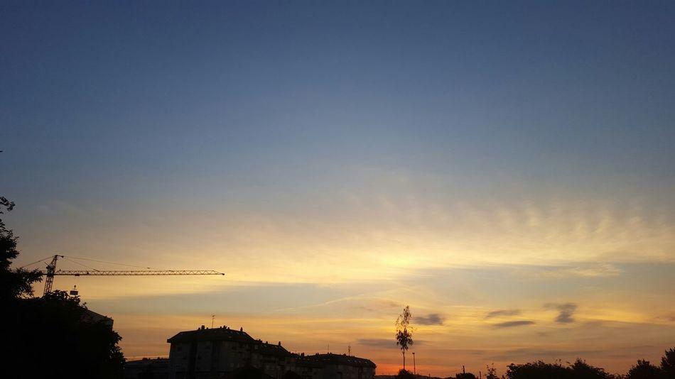 Ahora  Sunset The Purist (no Edit, No Filter) Samsung