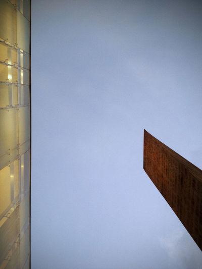 Plaza Bicentenario en Villahermosa, México. Architecture Mexico Modern No People Office Building Outdoors Scenics Sky