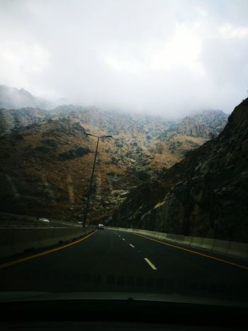 Taif😍 Ksa😍 Nature Storm Cloud Mountain Beauty In Nature First Eyeem Photo
