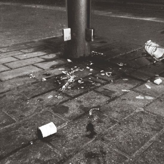 Traces of New Year's Eve Gothenburg_bw Streetphotography Streetphoto_bw Happynewyear2014