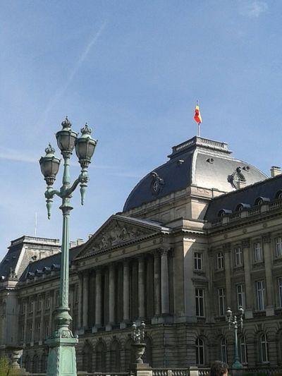 Montdesarts Places Brussels Palais Royal Arquitectura
