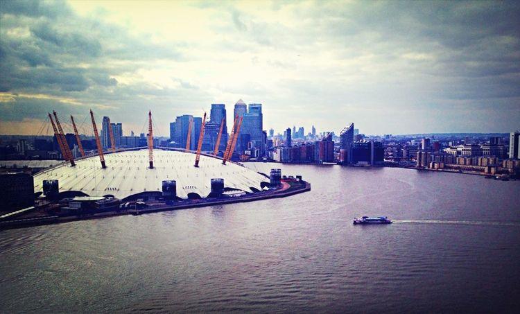 Architecture River City London