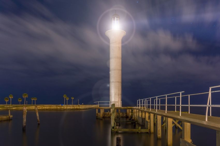 Learn & Shoot: After Dark Long Exposure Ms Lighthouse