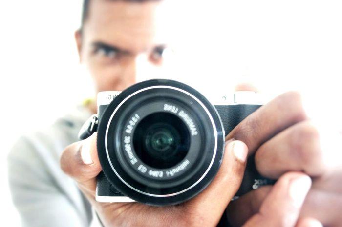 Nx3000 Xodó Selfportrait Unfocus Samsung Smartcam