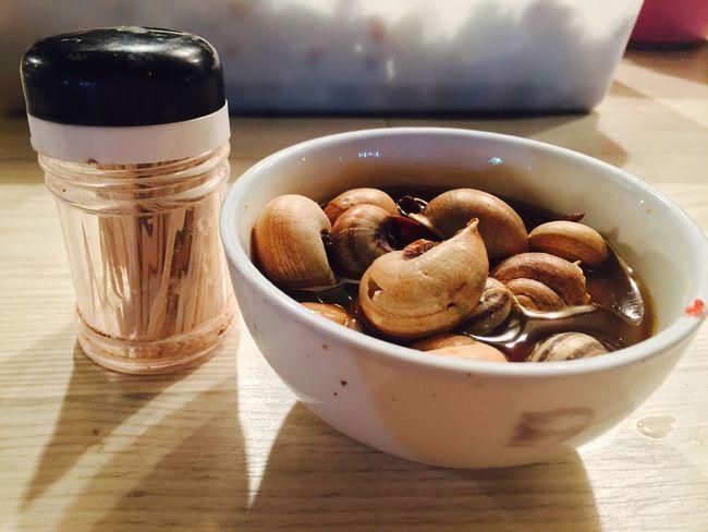 Morocco Djemaa El-Fna Boiled Snails Foodaholic