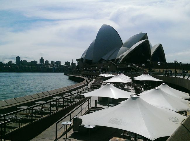 Sydney Opera House Australia Travel Travelgram Lifeontheroad Enjoying Life Traveling Travelling Traveled