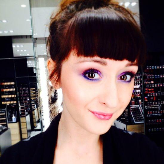 Mac Macgirl Polishgirl Arkadia Warszawa  Instagirl Makeup Makijaz Oczy Eyes Face Blisk Macpoland Macarkadia Myartistcommunity